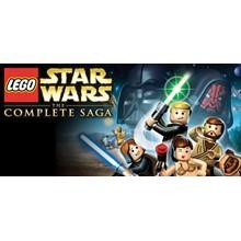 LEGO Star Wars: The Complete Saga (STEAM KEY / RU/CIS)