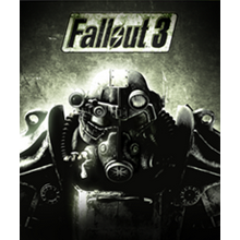 Fallout 3 xbox ONE SCAN