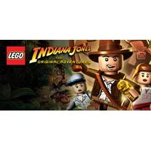 LEGO Indiana Jones: The Original Adventures (STEAM)