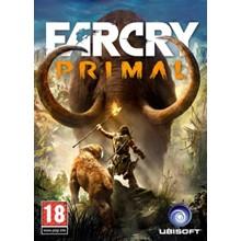 Far Cry Primal (Uplay KEY) + GIFT