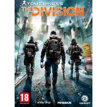 Tom Clancys The Division: Standart Edition (Uplay KEY)