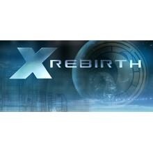 X Rebirth  ( Steam Key / RU )