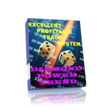 """NEW! TRADING SYSTEM """"DIAMOND POWER TREND 2008"""" for Metatrader 4.0- 300 pips per week"""