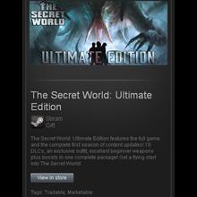 The Secret World Ultimate Edition STEAM Gift RU+CIS+UA
