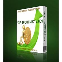 """Profitnye NEW TRADING SYSTEM """"CF-SPOUTNIK"""" v.009"""