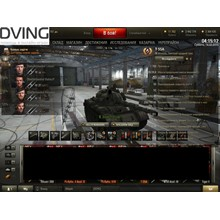 Personal combats tasks LBZ  T-55a