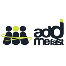 Account Addmefast 3000 points promo in social networks