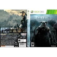 ❤️ The Elder Scrolls V: Skyrim (Only for XBOX 360)✅