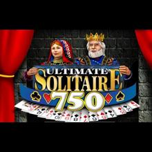"""750 pcs. different Solitaire """"Solitaire 750"""""""