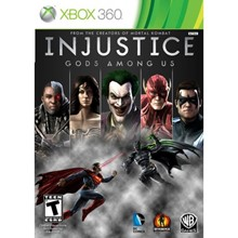 INJUSTICE XBOX 360 + DLC