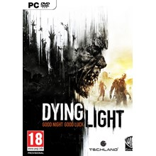 Dying Light (game) + Be The Zombie (Steam / RU CIS)