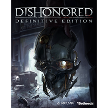 Dishonored Definitive Edition ✅(Steam Key)+GIFT