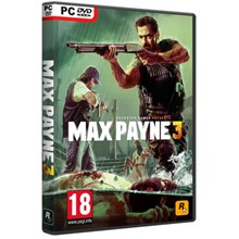 Max Payne 3 Complete (Steam Gift Region Free / ROW)