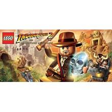 LEGO Indiana Jones 2 The Adventure Continues /Steam ROW
