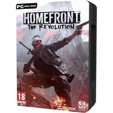 Homefront The Revolution (Steam Gift Region Free / ROW)