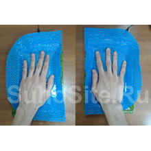Solving the problem of sweating hands.