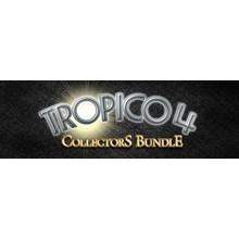 Tropico 4 Collector´s Bundle (12 in 1) STEAM / RU/CIS