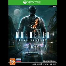 Murdered: Soul Suspect (STEAM KEY / REGION FREE)