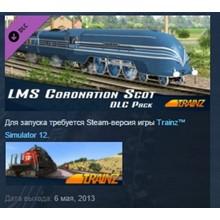Trainz Simulator DLC: Coronation Scot STEAM KEY GLOBAL