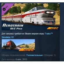 Trainz Simulator DLC: Aerotrain STEAM KEY REGION FREE
