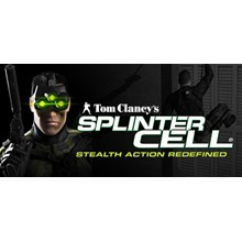 Tom Clancy´s Splinter Cell 💎 UPLAY KEY LICENSE
