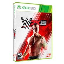 WWE 2K15 + Terraria + 2 games (Xbox 360 General)