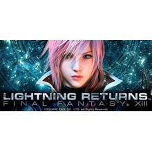 LIGHTNING RETURNS: FINAL FANTASY 13 (STEAM /RU/CIS)