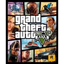 Grand Theft Auto V 5 - STEAM tradable GIFT RU + CIS
