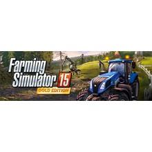 Farming Simulator 15 Gold Edition (Steam Gift/RU CIS)