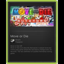 Move or Die (RU/CIS/UA) - steam gift