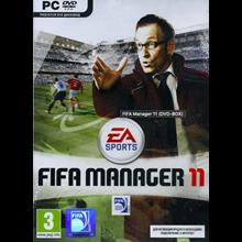 FIFA MANAGER 11 (Origin key)