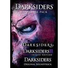 Darksiders Franchise Pack (Steam Gift Region Free)