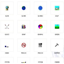 Archive of 985-year-different icons (* .ico)