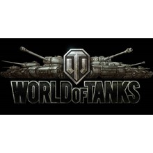 World of Tanks Account, RU, from 15000 to 99000 fights
