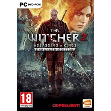 Witcher 2 Enhanced Edition ✅ (Steam Key/GLOBAL)+GIFT