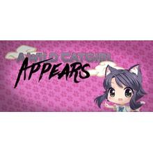 A Wild Catgirl Appears! ( STEAM key region free )
