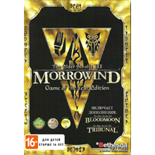 The Elder Scrolls III: Morrowind GOTY (Steam KEY)