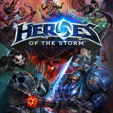 Heroes of the Storm - pumping levels and characters