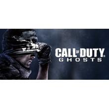 Call of Duty Ghosts - STEAM Key - Region RU+CIS+UA