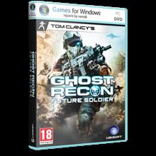 Ghost Recon Future Soldier Standard (Steam Region Free)