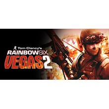 Tom Clancys Rainbow Six Vegas II (STEAM GIFT / RU/CIS)