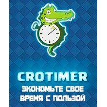 CroTimer Bot helper for the Clash Royale game (1 month)