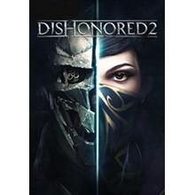 Dishonored 2 (Steam KEY) + GIFT