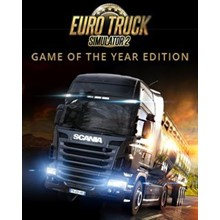 Euro Truck Simulator 2 Game Of The Year Wholesale GOTY