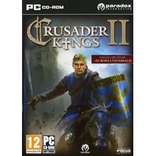 Crusader Kings II (Steam KEY) + GIFT