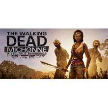 Walking Dead Michonne A Telltale Miniseries REGION FREE