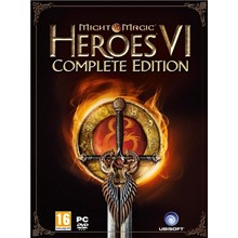 Might & Magic Heroes VI: Complete Edition (Uplay KEY)