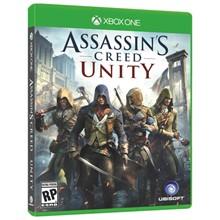 Assassin's Creed Unity Xbox One Region free KEY