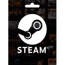 Steam Wallet Global $5.1 (no Argentina)