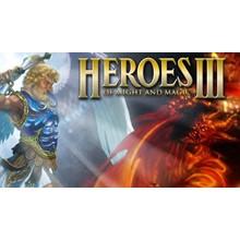 Heroes 3 III HD (RU/CIS activation; Steam)